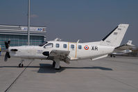 136 @ VIE - France Air Force TBM 700 - by Yakfreak - VAP