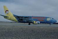 N952WP @ KCOS - Western Pacific Boeing 737-300