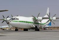 EL-ALJ @ SHJ - Santa Cruz Imperial Antonov 12