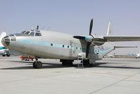 3C-QQE @ OMSJ - Antonov 8 - by Yakfreak - VAP