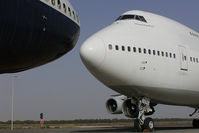 3D-PAH @ SHJ - Gulf Falcon Boeing 747