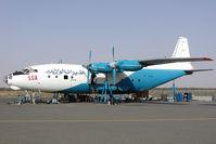 ST-AQQ @ SHJ - SSA Antonov 12