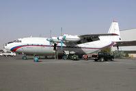 3C-QRD @ SHJ - Antonov 12