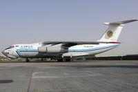 4K-AZ14 @ SHJ - Azerbaijan Airlines Iljuschin 76 - by Yakfreak - VAP