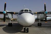 UN-26582 @ SHJ - Antonov 26