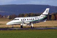 G-BTXG @ INV - G-BTXG of Highland Airways just landed at Inverness 2006. - by KeithMac