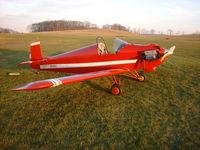 N12051 @ N16 - Nov 05 at Centre Airpark, Centre Hall, PA - by John Ciambrone