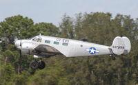 N7381C @ TIX - C-45 - by Florida Metal