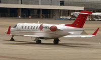 EC-JYY @ GCTS - Spanish Learjet 40 parked at Tenerife South