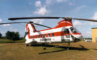 N192CH @ UTS - Columbia Helicopter