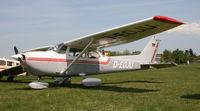 D-EOJU @ QFB - Reims-Cessna F172 - by J. Thoma