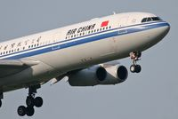 B-2388 @ MXP - A-340 AIR CHINA close up - by Marco Mittini