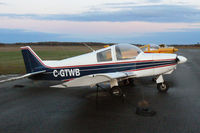 C-GTWB @ CNQ3 - At Welland, Niagara Central, ON - by Steve Hambleton