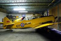 CF-RZW @ CNQ4 - Canadian Harvard Aircraft Assoc. at Tillsonburg, ON - by Steve Hambleton