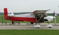 G-XLAM @ EGBK - part of the Sywell GA scene on Tiger Moth Fly-in Day in May 2008
