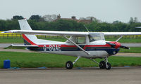 G-BGAE @ EGSF - at Peterborough Conington - by Terry Fletcher
