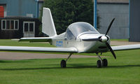G-CCTI @ EGBK - part of the Sywell GA scene on Tiger Moth Fly-in Day in May 2008
