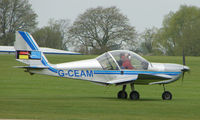 G-CEAM @ EGBK - part of the Sywell GA scene on Tiger Moth Fly-in Day in May 2008