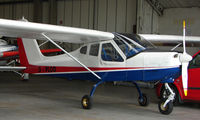 G-PLOD @ EGSF - Tecnam Echo at Peterborough Connington - by Terry Fletcher