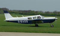 G-BAGG @ EGBK - Visitor to  the Sywell GA scene on Tiger Moth Fly-in Day in May 2008