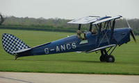 G-ANCS @ EGBK - Classic Tiger Moth at Sywell meet in May 2008