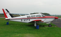 G-AXTO @ EGSF - Piper Pa-24-260 at Peterborough Connington
