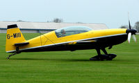 G-MIII @ EGBK - part of the Sywell GA scene on Tiger Moth Fly-in Day in May 2008
