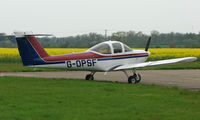 G-OPSF @ EGSF - Piper Tomahawk  at Peterborough Conington