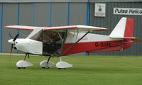 G-SIRE @ EGBK - part of the Sywell GA scene on Tiger Moth Fly-in Day in May 2008