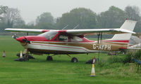 G-AYPH @ EGBD - Cessna Cardinal at Derby Eggington