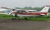G-BAEY @ EGBD - Cessna F172M at Derby Eggington