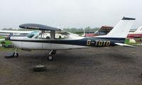 G-TOTO @ EGBD - Cessna Cardinal at Derby Eggington for maintenance
