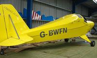 G-BWFN @ EGBD - Cygnet at Derby Eggington