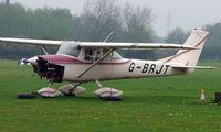 G-BRJT @ EGBD - Cessna 150H at Derby Eggington