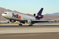 N10060 @ KLAS - Federal Express - FedEx / 1979 McDonnell Douglas DC-10-10 (F)