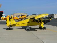 N4689Z @ TPL - At Central Texas Airshow