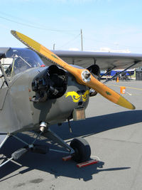 N3ZM @ TPL - At Central Texas Airshow