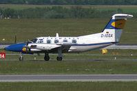 D-IOSA @ VIE - Lufthansa Piper 42 Cheyenne - by Thomas Ramgraber-VAP