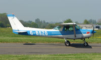 G-BSZO @ EGMC - Part of the GA Scene at Southend