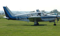 G-AZOG @ EGMC - Part of the GA Scene at Southend