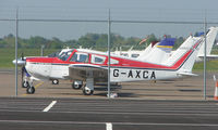 G-AXCA @ EGMC - Part of the GA Scene at Southend