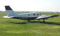 G-BRHO @ EGMC - Part of the GA Scene at Southend