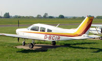 G-BCIR @ EGMC - Part of the GA Scene at Southend