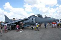 163861 @ LAL - AV-8 Harrier