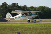 C-GPUH @ LAL - PA-22-160 - by Florida Metal