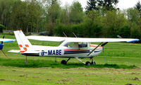 G-MABE @ EGHP - A very pleasant general Aviation day at Popham in rural UK