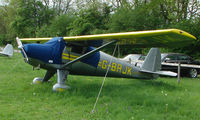 G-BRJK @ EGHP - A very pleasant general Aviation day at Popham in rural UK