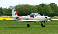 G-RAFG @ EGHP - A very pleasant general Aviation day at Popham in rural UK
