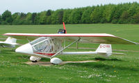 G-CYRA @ EGHP - A very pleasant general Aviation day at Popham in rural UK