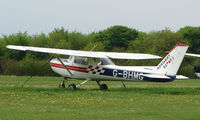 G-BHMG @ EGHP - A very pleasant general Aviation day at Popham in rural UK